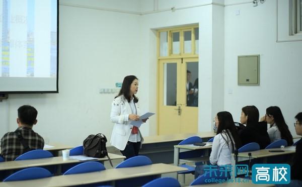 西安石油大学举办中国石油天然气集团公司2021届校园招聘宣讲会