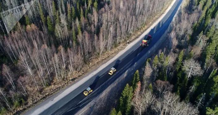 中国铁建集团签约莫斯科高速公路项目 合同额约52亿元