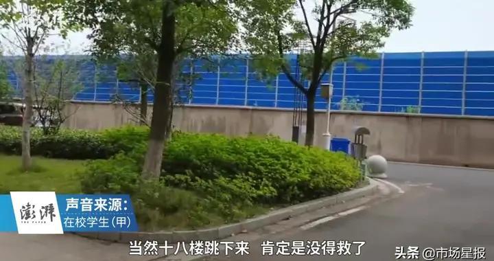 南京大学一女博士坠楼 同校学生自发悼念