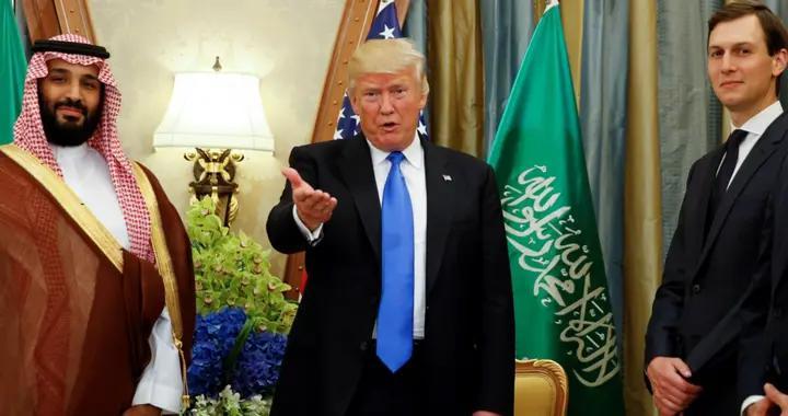 特朗普毫不犹豫地接受沙特的任何说辞,替皇太子免除因肢解记者遭质询