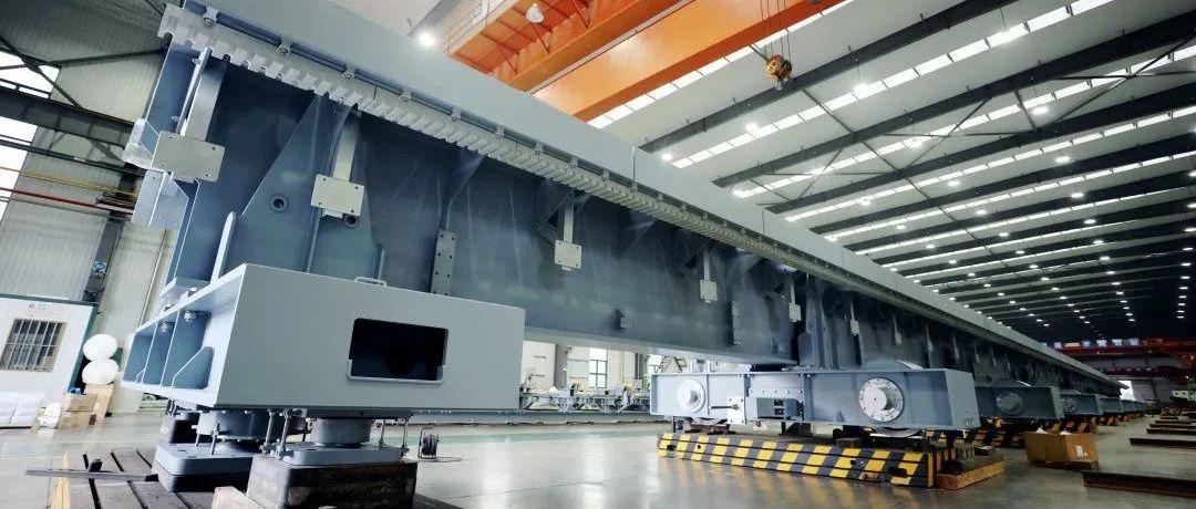 重组:中铁磁浮科技 中铁磁浮发展并入中铁宝桥 | 自主高速磁浮道岔下线