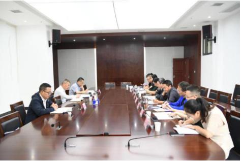 湖北省宜昌市中级人民法院副院长张世勇到吴家岗区法院监督检查事情