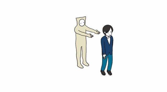 日本萌系动画《你不是一个人》