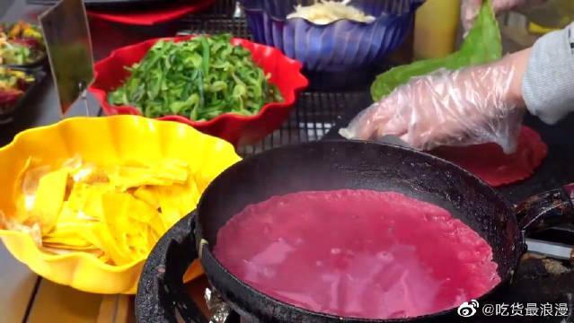 韩国街头的小吃虽然吃不出花来,但是它的花样确实多!