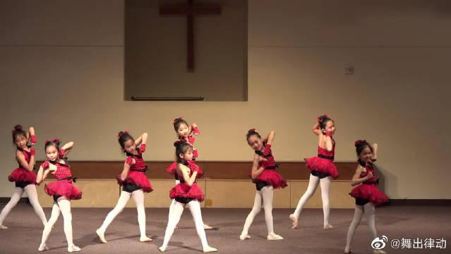六一儿童节舞蹈《镜中的我》少儿舞蹈视频……