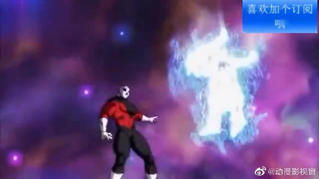 龙珠超:白神悟空登场,所有破坏神起立致敬,太帅了