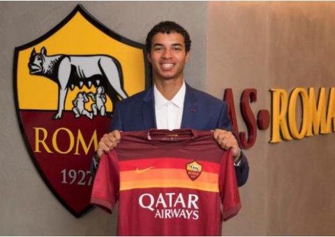 队报:罗马从巴黎签下17岁后防小将卢亚基马,双方签约3年