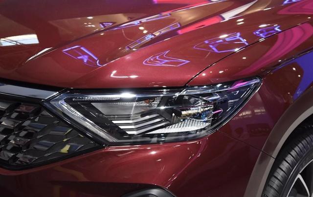 最亲民的德系SUV,配爱信6AT油耗6.2L,10.68万起