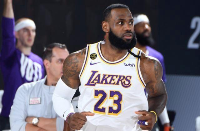 2019-20赛季NBA季后赛结束西部决赛G3的争夺