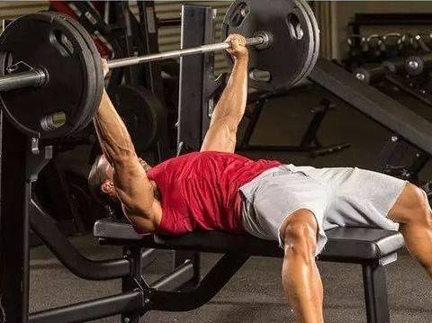卧推过程中肩膀疼,说明胸肌不孤立,怎样解决肩部代偿?