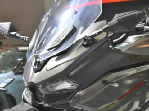 宗申新车亮相摩博会:比QJ赛600颜值高,续航出色,售价是多少?
