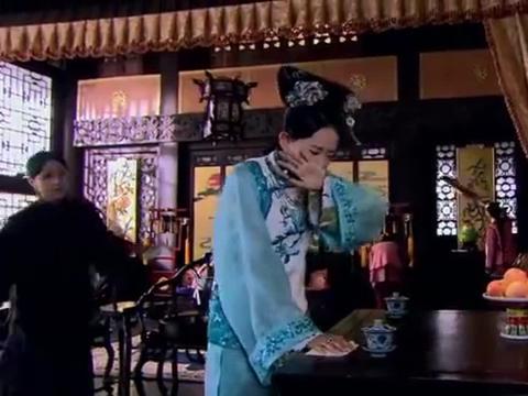 宫锁珠帘:嬷嬷欲将好消息告知王爷,怎料福晋拦着不让说,幸福