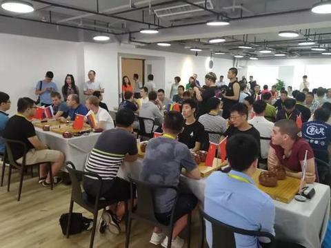 中惒杯中国区选拔赛赛程过半 杜阳王天一全胜领跑