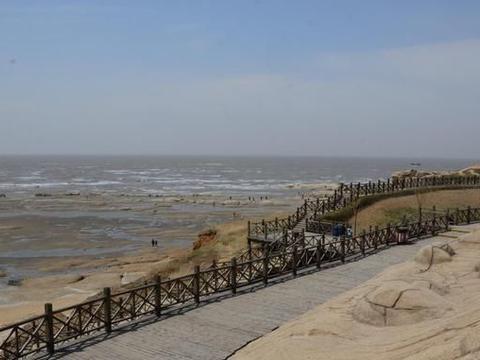 """厉害了营口!盖州北海国家海洋公园拥有全国首创的""""观海第一桥"""""""