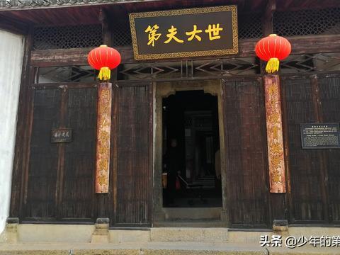 江西这古村,拥有120多座明清建筑,离南昌约30公里,交通便利