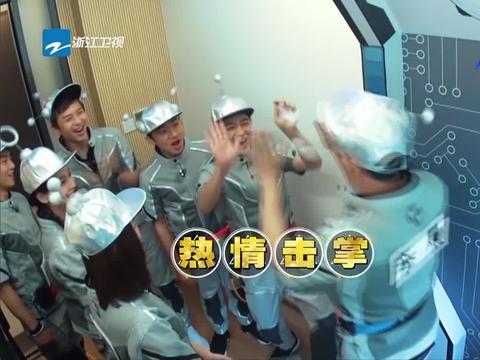 邓超开玩笑不找陈赫,直言他太重耗电量大,没想到都被陈赫听到!