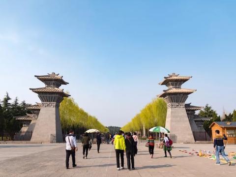 2020想去中国洛阳旅游的景点:龙峪湾,汉光武帝陵,王铎故居