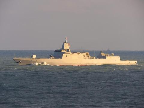 目标剑指远海!中国迄今最具雄心造舰计划,6艘万吨大驱同时开建