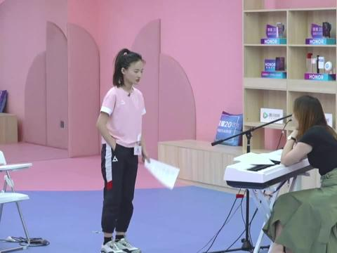 """张钰琪开唱太稳了,她真的是""""音乐核武器"""",一个会唱歌的姑娘"""