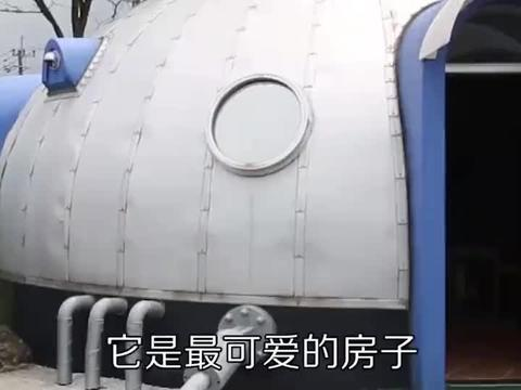 发明泡胶房,一个造价700万日元,能抗7级地震