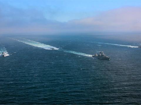 6艘主力军舰同时开工?造舰速度不亚于美国,令人意外