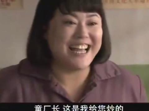 影视:厂里选劳模,胖厨师落选,没想厨娘让全厂人吃破饺子
