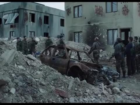 土耳其主旋律战争影片特种兵小队深入战区誓死保家卫国