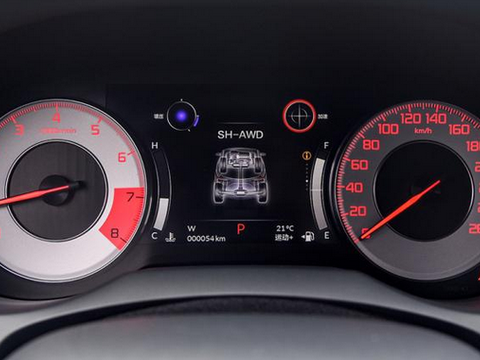 试驾讴歌RDX A-Spec运动版:一台SUV真的能劈弯?