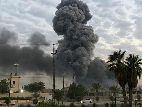 打响反美第一枪?一枚炸弹在首都引爆,3名美中情局人员丧生