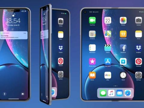iPhone 折机 ! 向三星购买大量柔性屏幕
