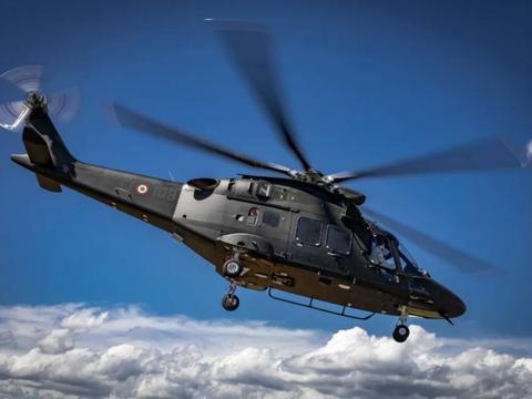 奥地利国防部订购18架AW169M 总价值超3亿欧元