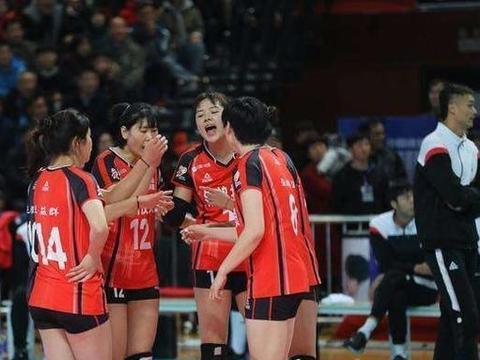 恭喜朱婷全运会有望夺牌,河南女排体测名列前茅,小师妹未来可期
