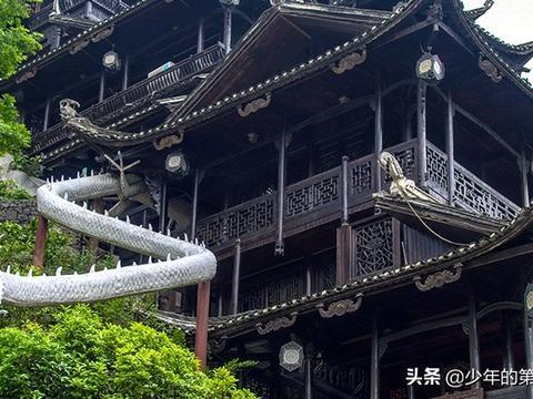"""湖南这个古城,被誉为""""南方紫禁城"""",依山近水,但不是凤凰古城"""
