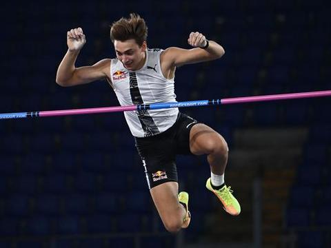 8个月三破世界纪录,20岁欧洲超级天才冒尖 博尔特后世界田径看他