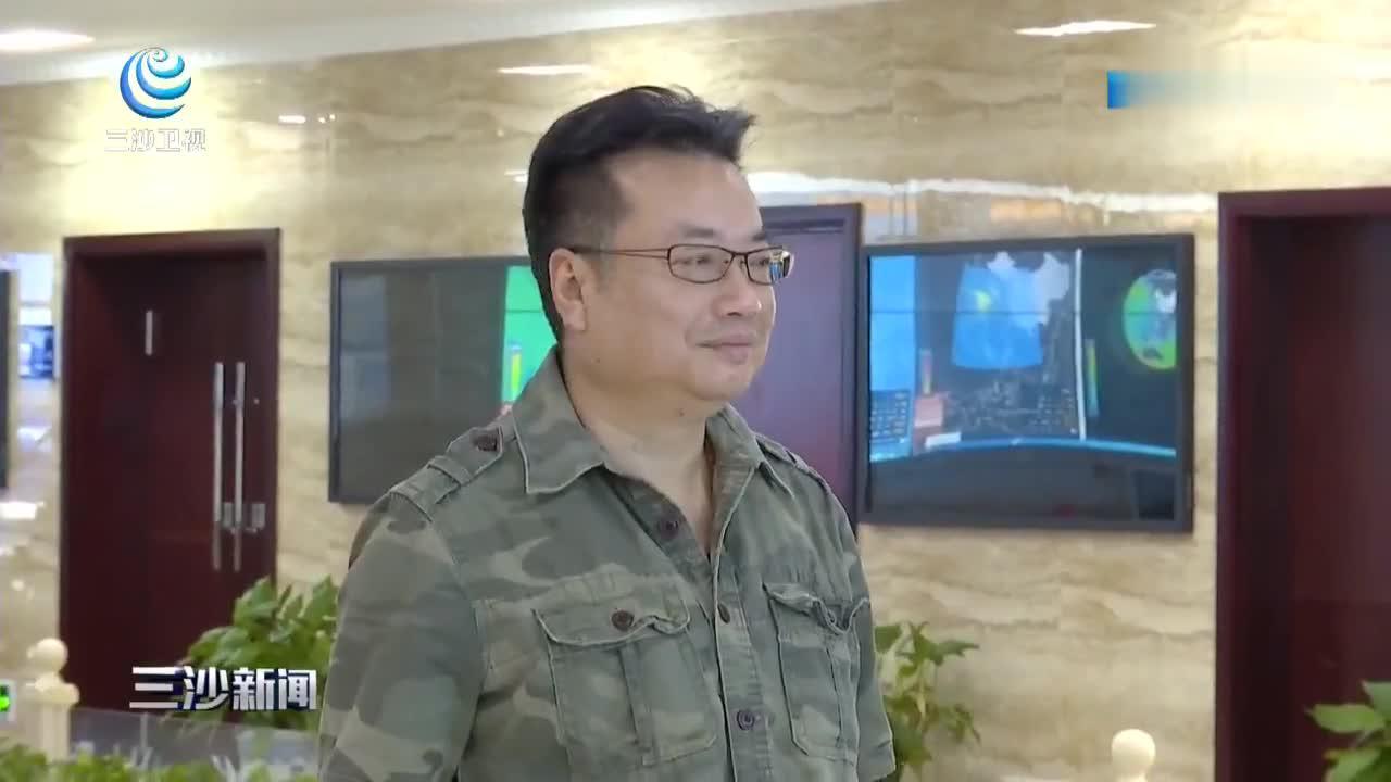 王坤一行到三沙卫视上海节目制作基地调研