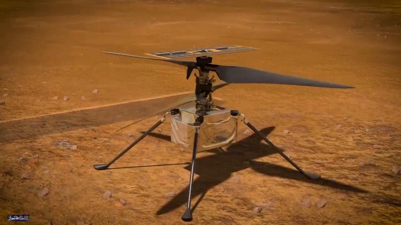 继中国之后,NASA也开始火星探测计划