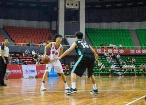 广东队热身赛迎来大胜,一小将砍下19分,王薪凯成得分王