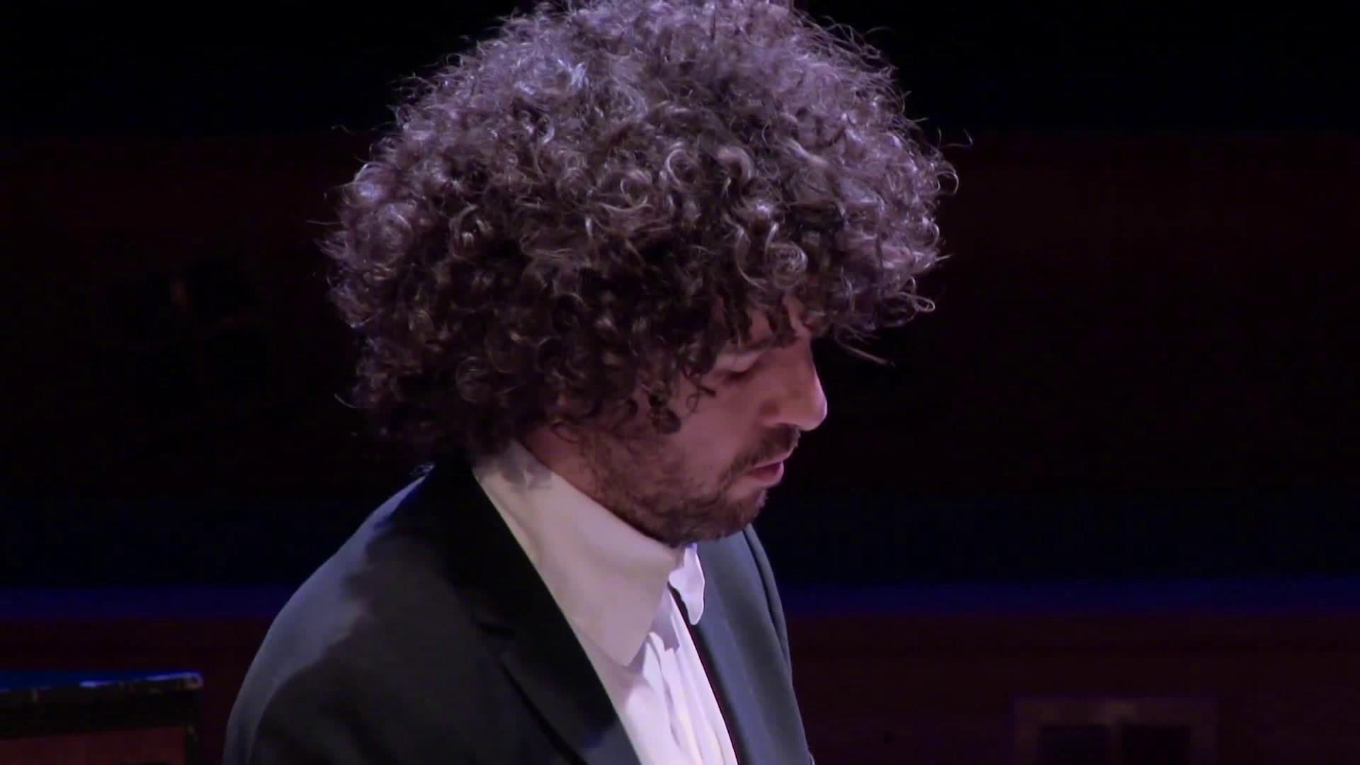 钢琴演奏泰雷加古典吉他曲 《阿尔罕布拉宫的回忆》