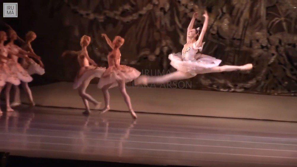 2020年9月20日 马林斯基剧院 海盗 梅多拉变奏 Oxana Skorik