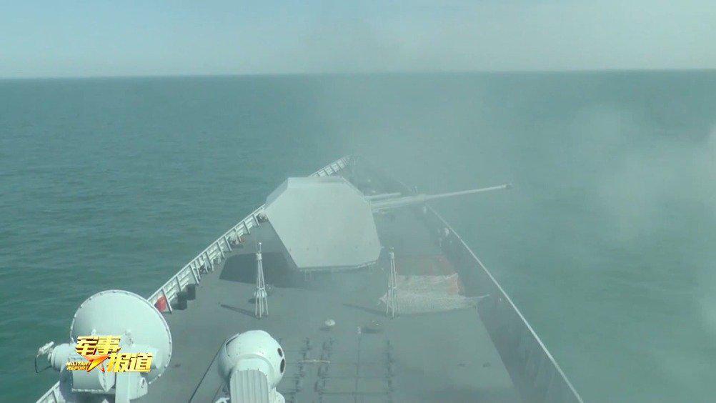海军某舰艇训练中心:战考一致 检验指挥员综合技能