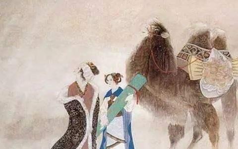 著名音乐系列:提银能的代父,蔡琰不是宜家《胡笳十八拍》