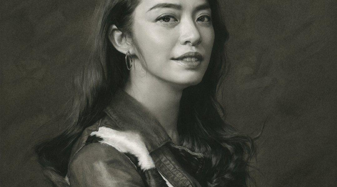 第27期超写实素描领画模特——姚晨