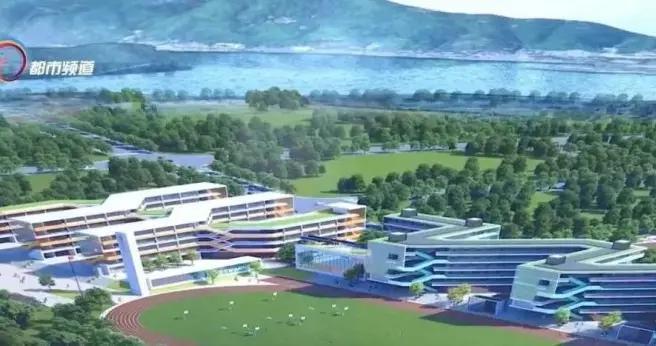 好消息!明年6月昆明这个片区将新增一所中学,计划设初高中39个班