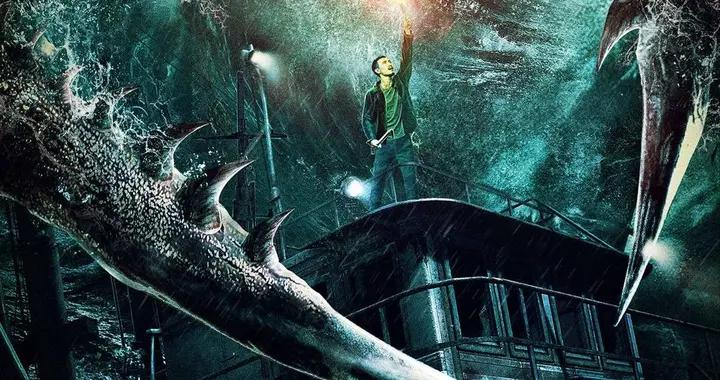 《怒海狂蛛》10.3上线爱奇艺开播《流浪地球》团队打造,王阳明柯佳嬿斗恶蛛