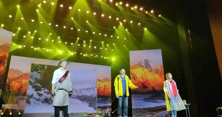 榜样力量激励向善向美 第七届全国道德模范故事汇基层巡演走进宜宾