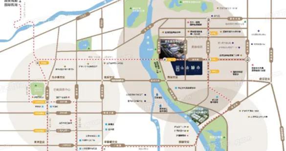 全运会倒计时!主场馆旁双地铁华润置地未来城市实探