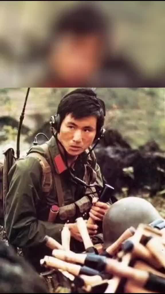 荣立中国人民解放军一等功,这位英雄现在已经退休了哦!