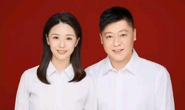 谢永强与小12岁妻子结婚,排面大,他们的证婚人是谢广坤