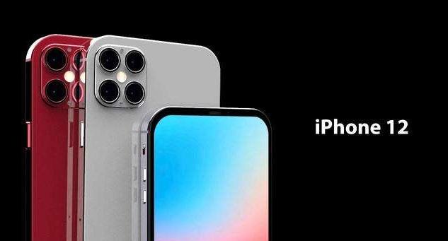 彻底亮剑!iPhone12新外观渲染图曝光,抢夺国内手机市场