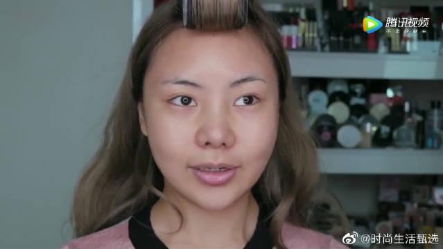 整容化妆术,妆前妆后看得我怀疑人生,难道你还不化妆吗?